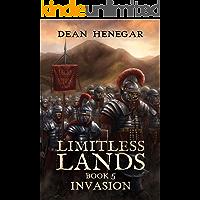 Limitless Lands Book 5: Invasion