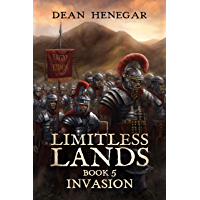 Limitless Lands Book 5: Invasion (English Edition)