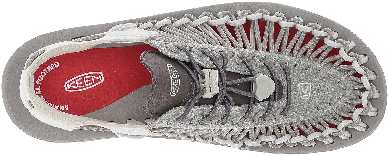KEEN 10.5 Women's Uneek-W Sandal B072QWVKSZ 10.5 KEEN B(M) US|Neutral Gray/Eiffel Tower 88079b