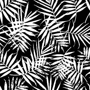 Murando Papier Peint Intisse Noir Blanc Panneau Decoratif
