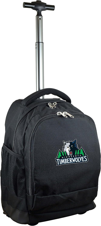 Finally popular brand NBA Wheeled Backpack Trust Black 19-inches