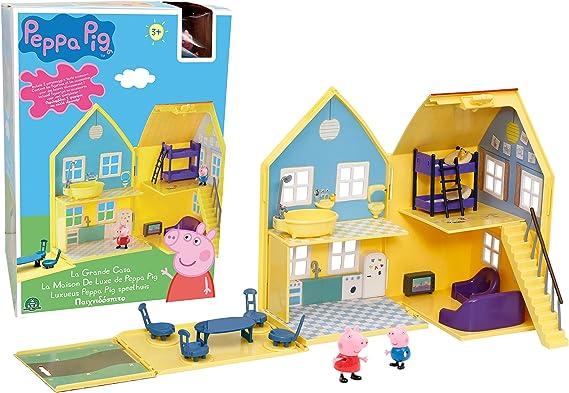 Giochi Preziosi - La casa de Peppa Pig: Amazon.es: Juguetes y juegos