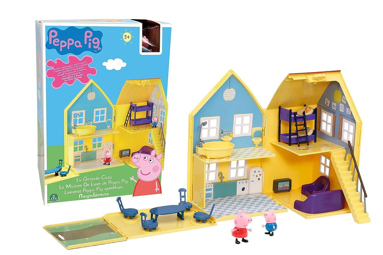 Pig Preziosi Giochi De Peppa La Casa VqMzSUp