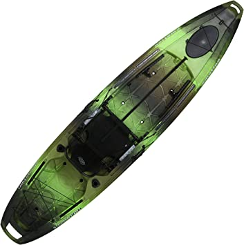 Emotion Stealth Pro Angler 118 Fishing Kayak