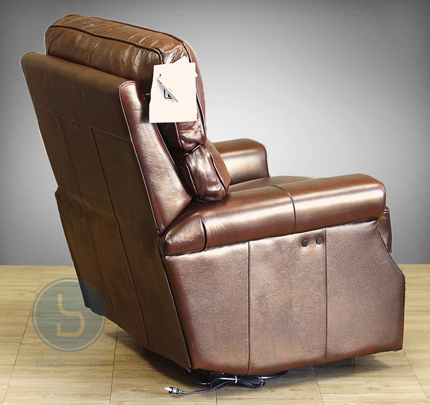 Amazon Barcalounger Power Electric Recline Lochmere II