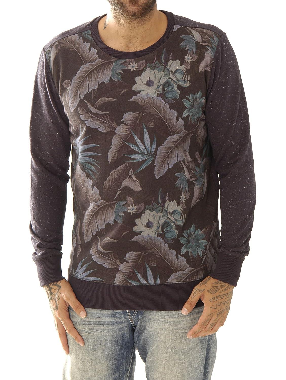 Kultivate Herren Sweat-Shirt Sw Bushes Usp1501031040-16