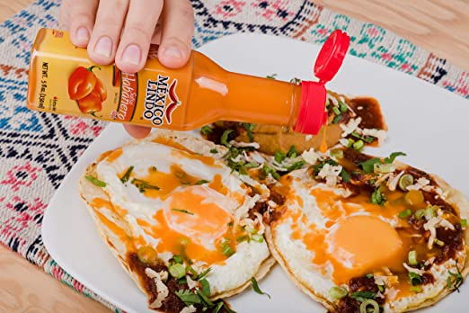 Amazon.com : Mexico Lindo Hot Sauce Variety Pack, 5 fl Oz ...
