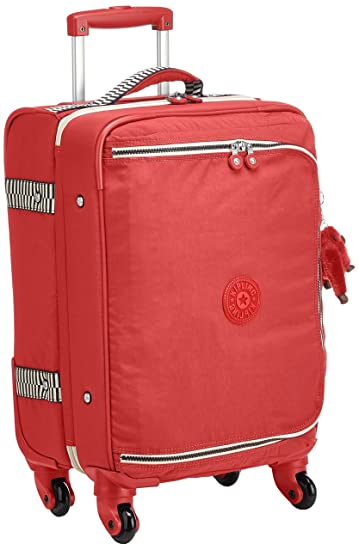 Amazon.com | Kipling CYRAH S Hand Luggage, 55 cm, 37.5 liters, Red (Spicy Mix) | Carry-Ons