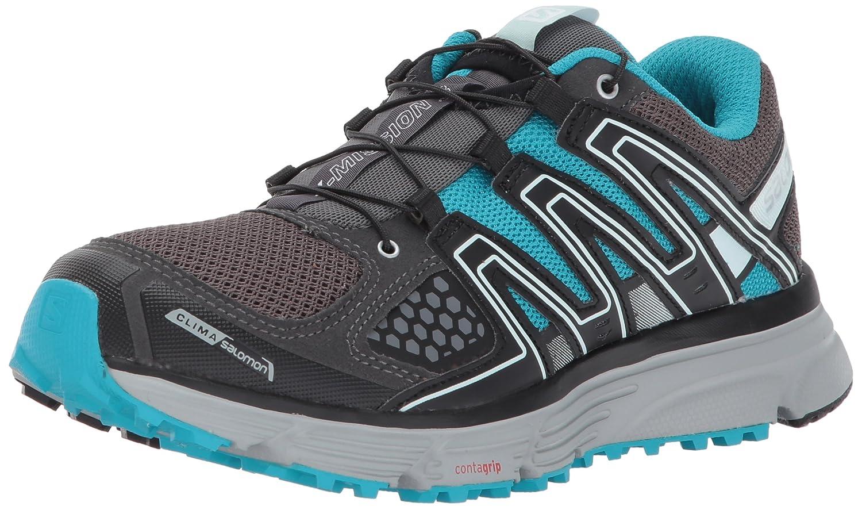 Salomon Women's X-Mission 3 CS W Trail Running Shoe B01N44MNUB 5.5 B(M) US|Magnet/Blue Bird/Quarry