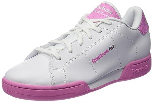 Reebok NPC II, Zapatillas de Tenis para Niñas: Amazon.es: Zapatos y complementos