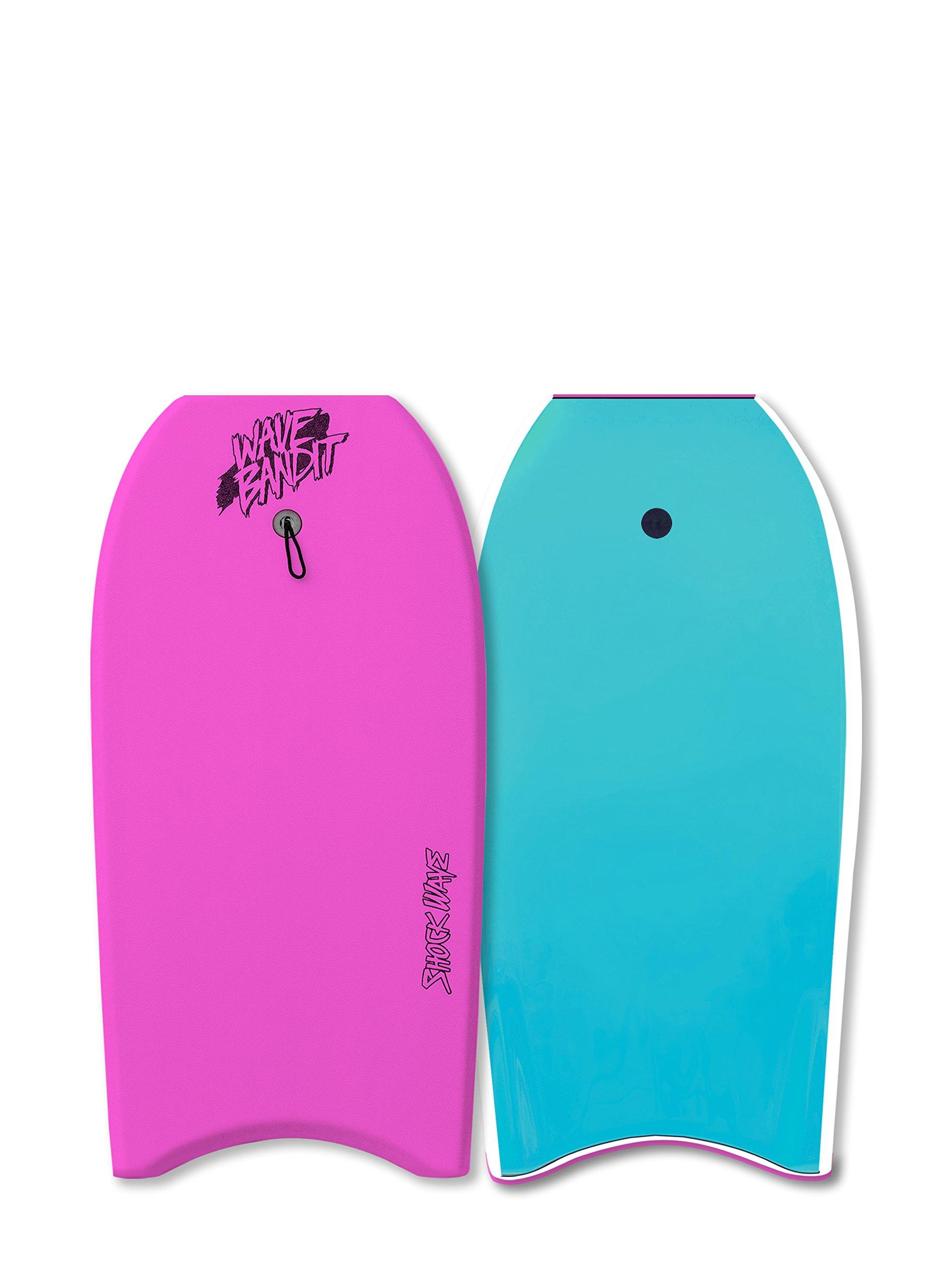 Wave Bandit Shockwave Neon Pink, 42'' by Wave Bandit