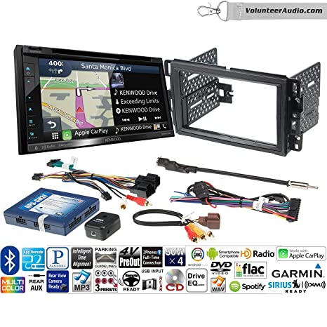 Amazon.com: Volunteer Audio Kenwood DNX574S Double Din Radio ... on car stereo wiring harness, chevy silverado transmission cooler lines, chevy silverado headlight harness, gmos-01 wiring diagram for harness, chevy silverado window regulator, chevy silverado door harness, chevy silverado trailer wiring harness, chevy silverado mpg, chevy silverado fuse box diagram, chevy silverado wire harness, chevy silverado wiring diagram,