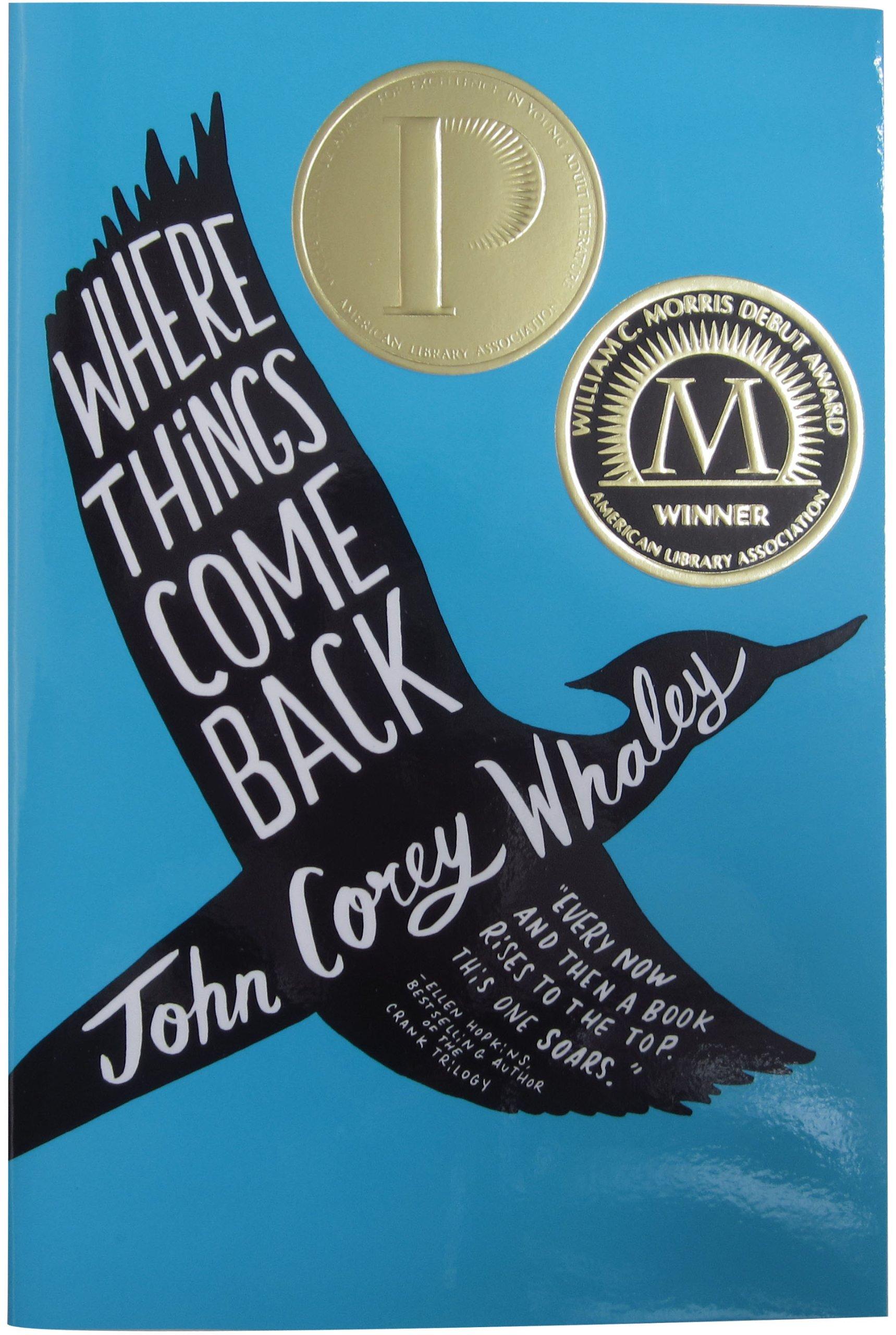 amazon com where things come back 8601419954100 john corey
