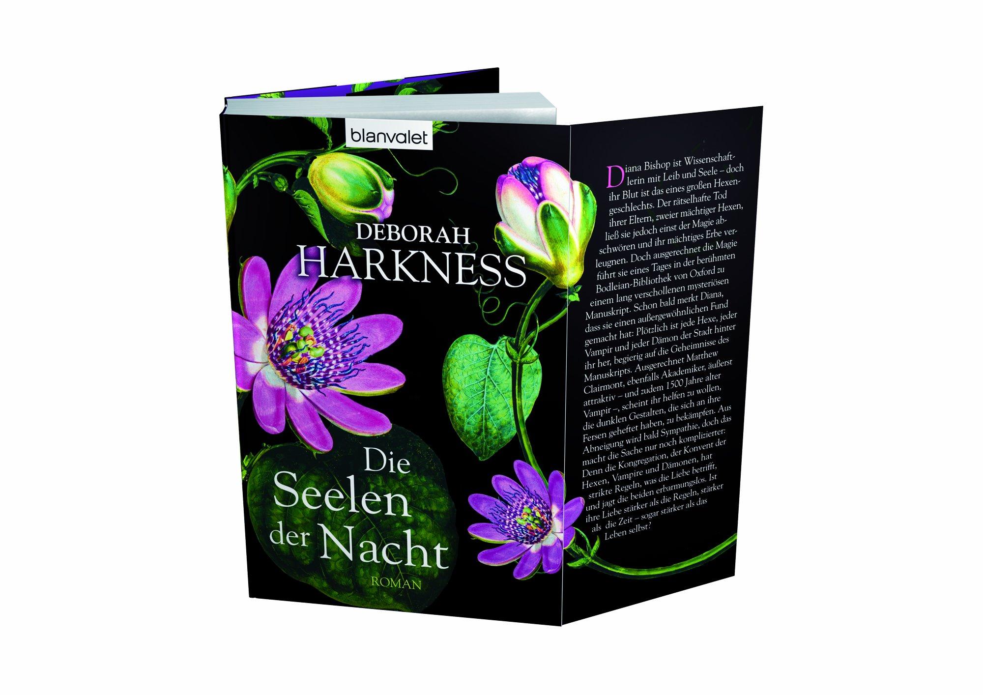 Die Seelen Der Nacht: Roman Diana & Matthew Trilogie, Band 1: Amazon: