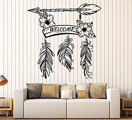 Amazon Com Art Of Decals Amazing Home Decor Large Vinyl Wall Decal