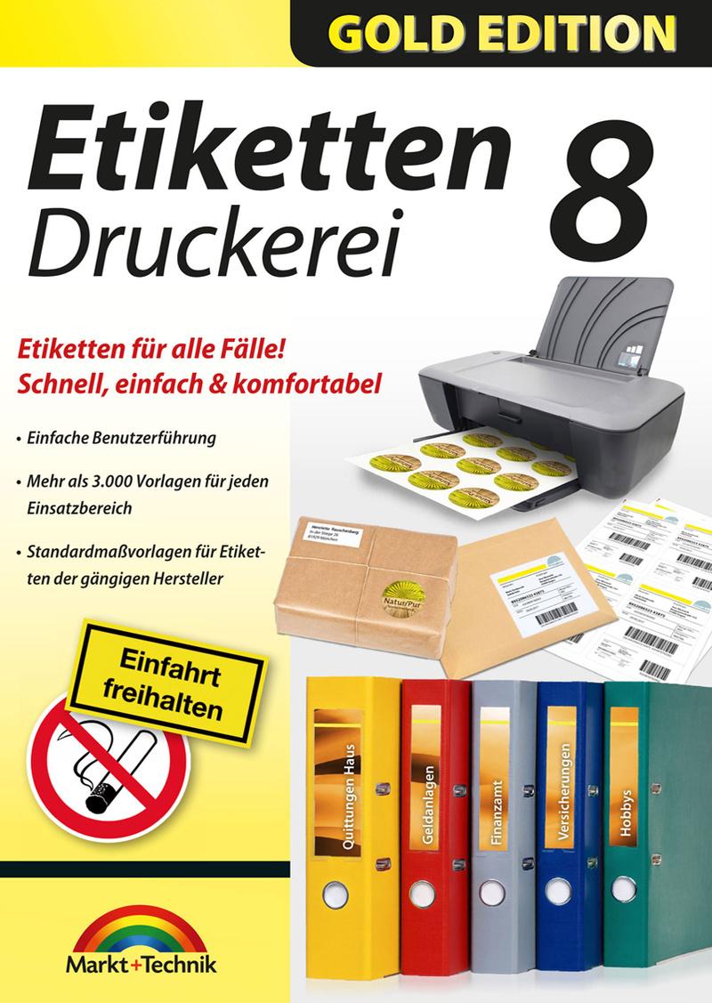 Etiketten Druckerei 8 [Download]
