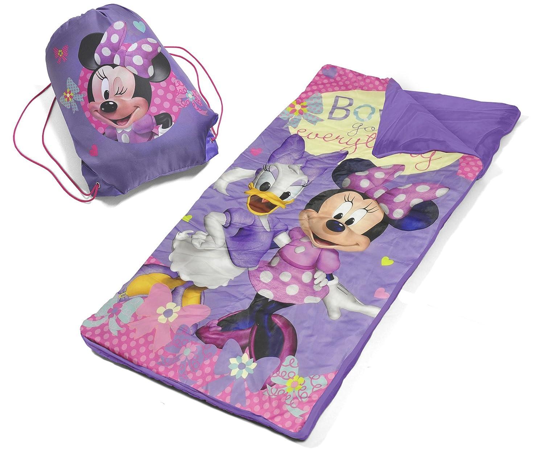 Amazon Disney Minnie Mouse Slumber Bag Set Toys Games