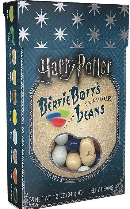 Harry Potter Bertie Botts Bohnen verschiedene Geschmackssorten Jelly Belly 54g