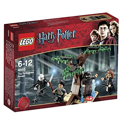 LEGO Harry Potter The Forbidden Forest 4865: Toys & Games