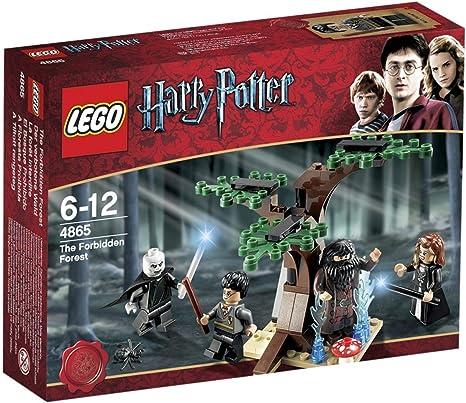 LEGO Harry Potter 4865 - El Bosque Prohibido: Amazon.es: Juguetes y juegos