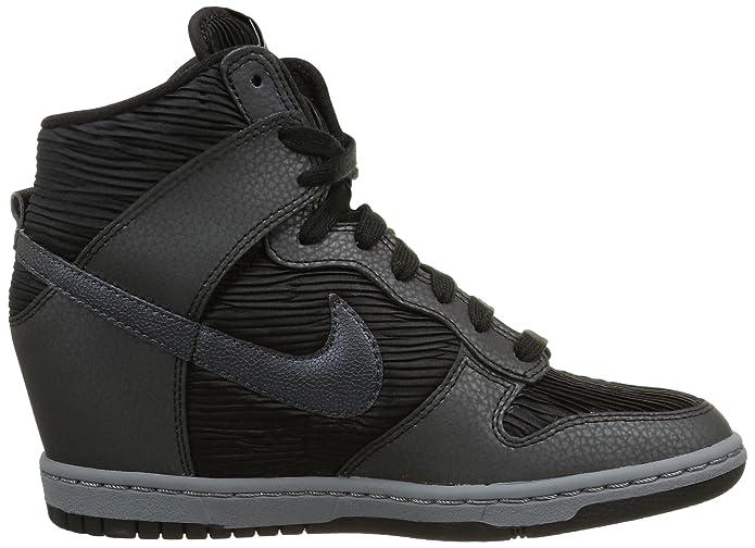 cheaper ce3d7 47fa7 Amazon.com   Nike Women s Dunk Sky Hi Casual Shoe   Fashion Sneakers