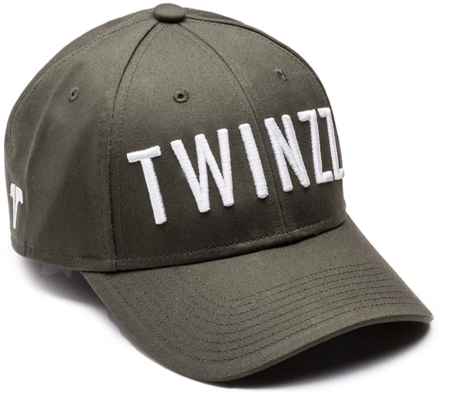 9e61256d7 Twinzz Harbor Adjustable Baseball Cap Khaki/White: Amazon.co.uk: Clothing