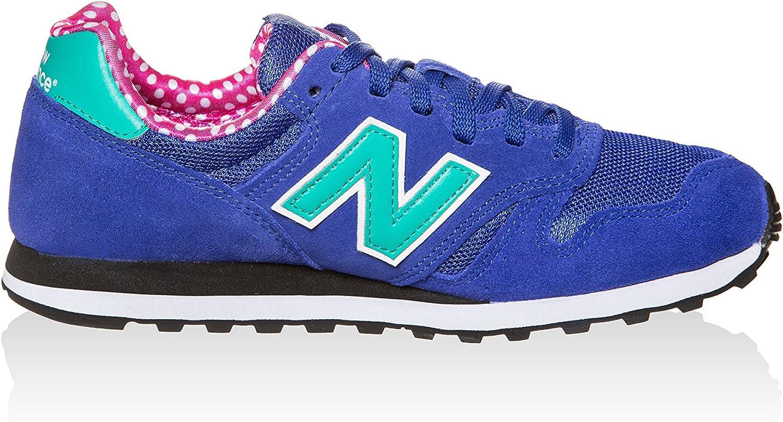 New Balance Damen 487661 50 Sneaker Blau
