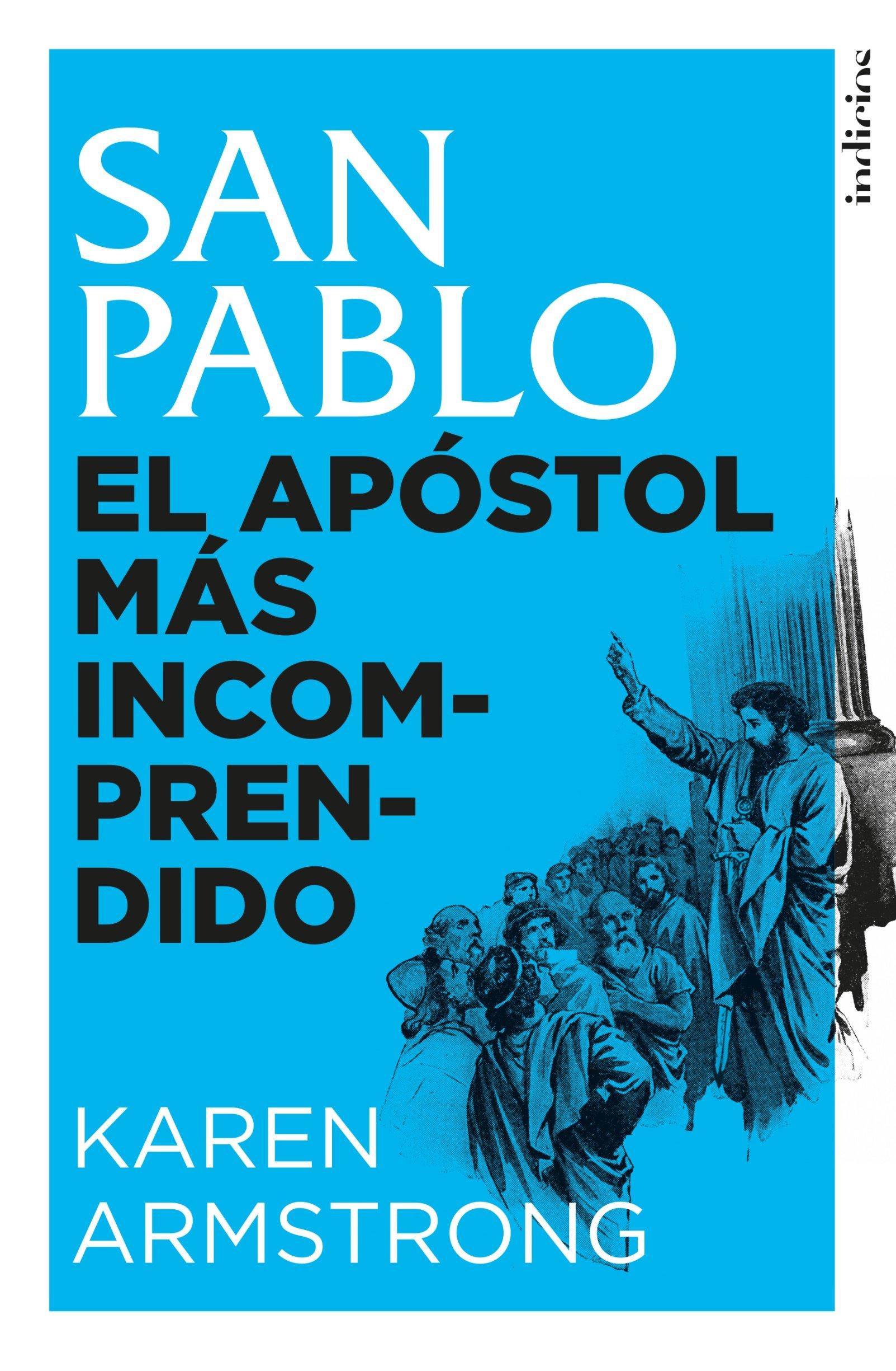 San Pablo (spanish Edition): Karen Armstrong: 9788415732198: Amazon:  Books