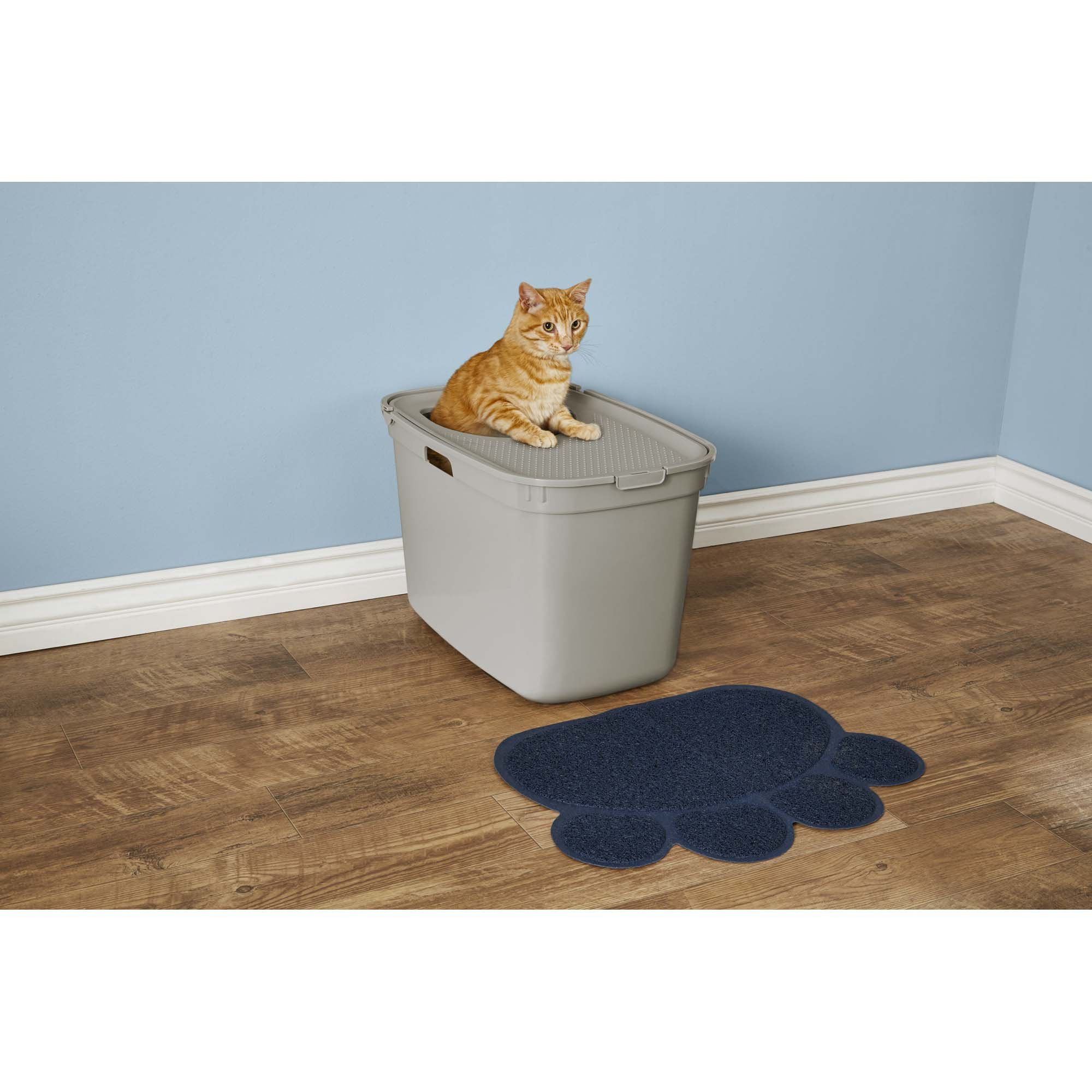 So Phresh Top-Entry Litter Box, 23.23'' L x 15.5'' W x 15.13'' H, 23.23 in by So Phresh