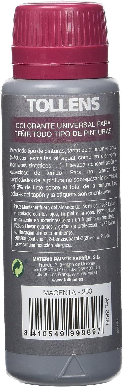 Tollens 8600 Tinte Universal, Magenta, 100 ml: Amazon.es ...