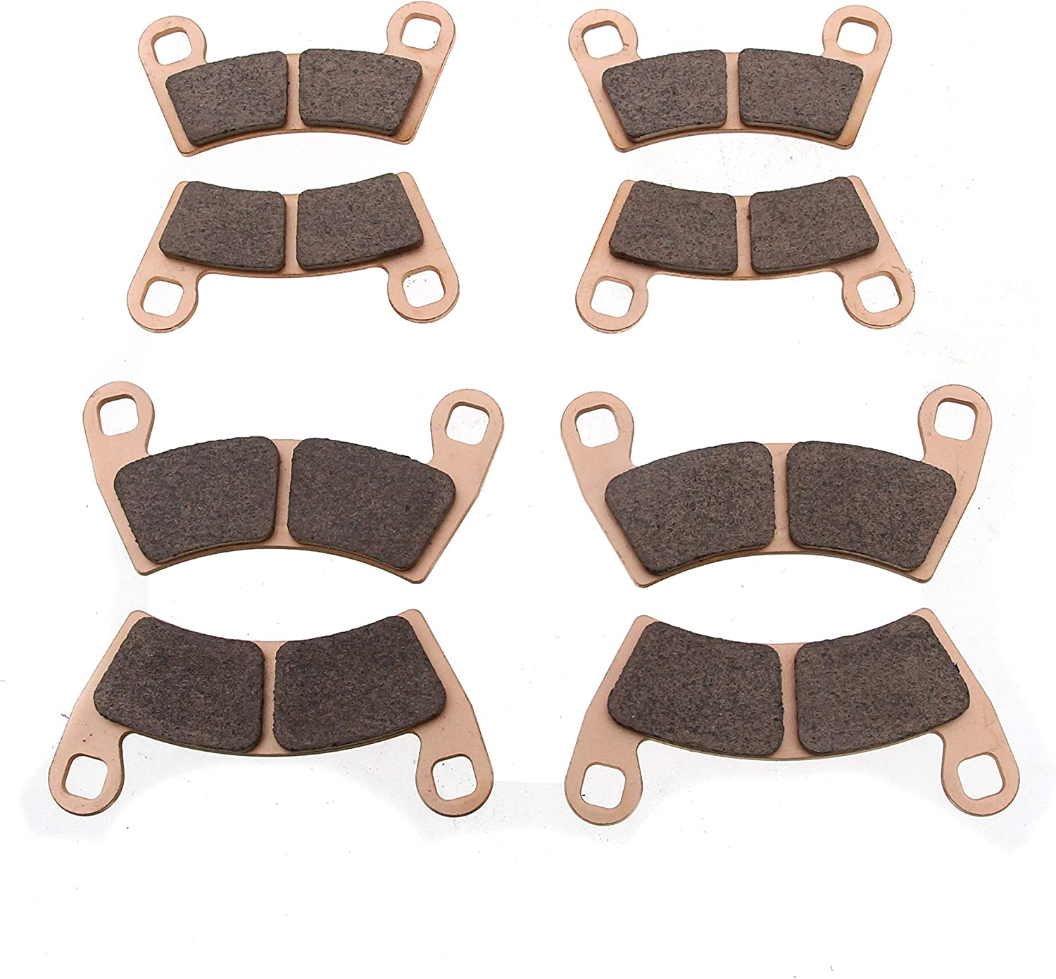 Brake Pads fit Polaris General 1000 Deluxe EPS 2016-2019 Rear by Race-Driven