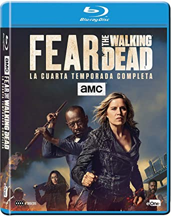 Fear The Walking Dead Temporada 4 Blu-Ray [Blu-ray]: Amazon.es: Kim ...