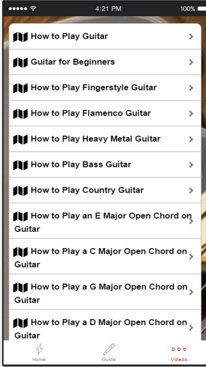 Amazon Simple Guitar Lessons For Absolute Beginners Appstore