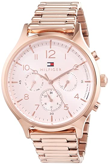 Amazon.com: Tommy Hilfiger CASUAL SPORT 1781873 Wristwatch for women: Watches