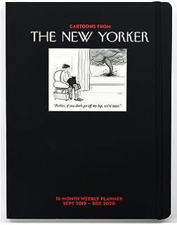New Yorker December 5 2020 Desk Calendar Cartoons from The New Yorker 2018 2019 16 Month Weekly Planner