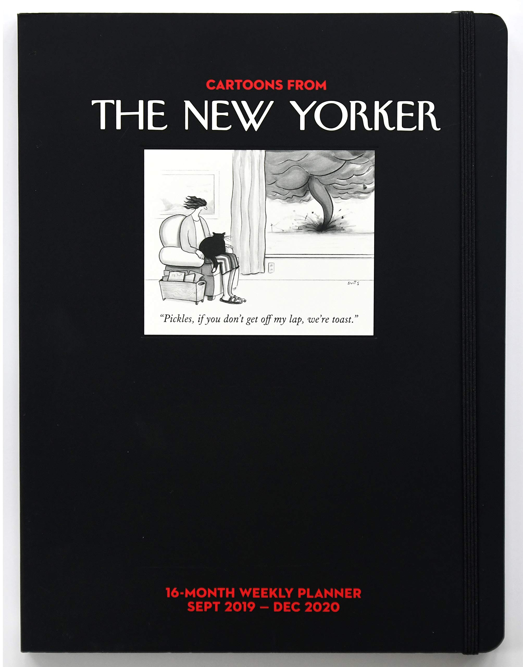 Calendrier Om 2020 16.Cartoons From The New Yorker 16 Month 2019 2020 Weekly