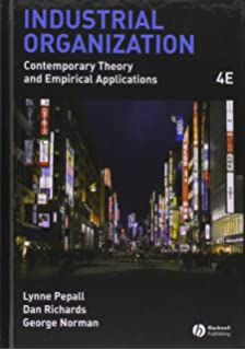 Industrial organization contemporary theory and practice industrial organization contemporary theory and empirical applications fandeluxe Choice Image