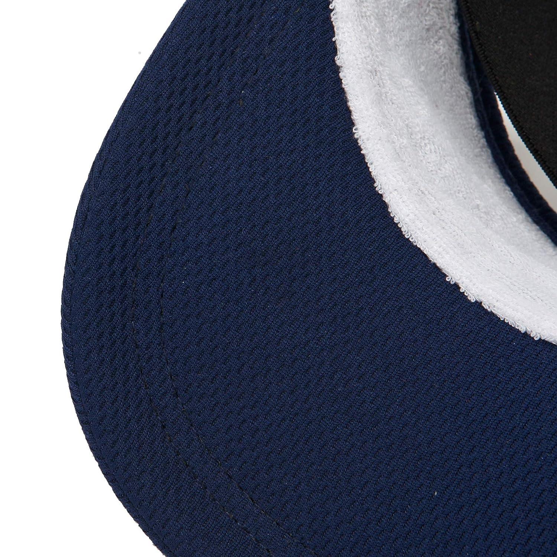 Gorro de Tenis Gran selecci/ón de Colores Visera Unisex con Cierre Flexible para Hombre y Mujer Michael Heinen Visera para sombrilla sin Cabeza Gorro de Golf