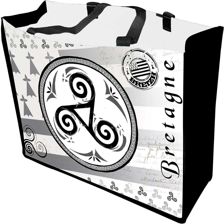 Borsa Shopper Triskel bricabreizh 45//49//20 cm