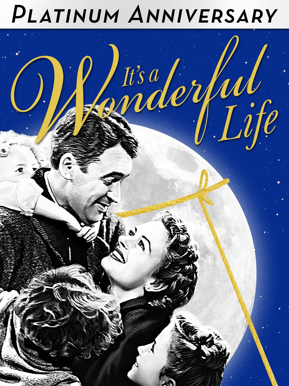 It's A Wonderful Life (Black & White Version)