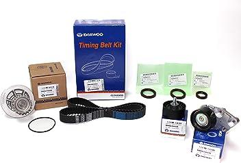 Timing Belt Kit for Chevy Chevorlet Aveo 1.6 Doch Part: 82001004 Sk (Belt,