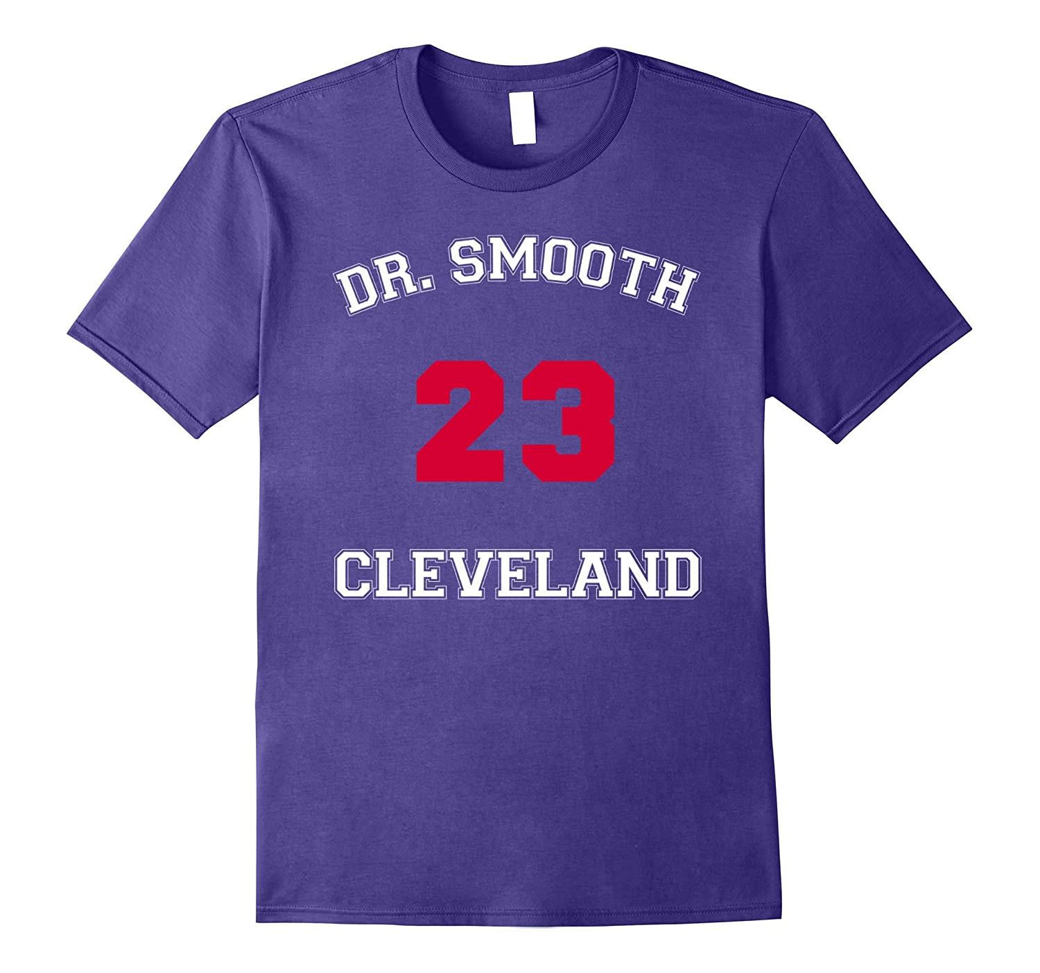 Dr Smooth 23 Cleveland T-Shirt-TH