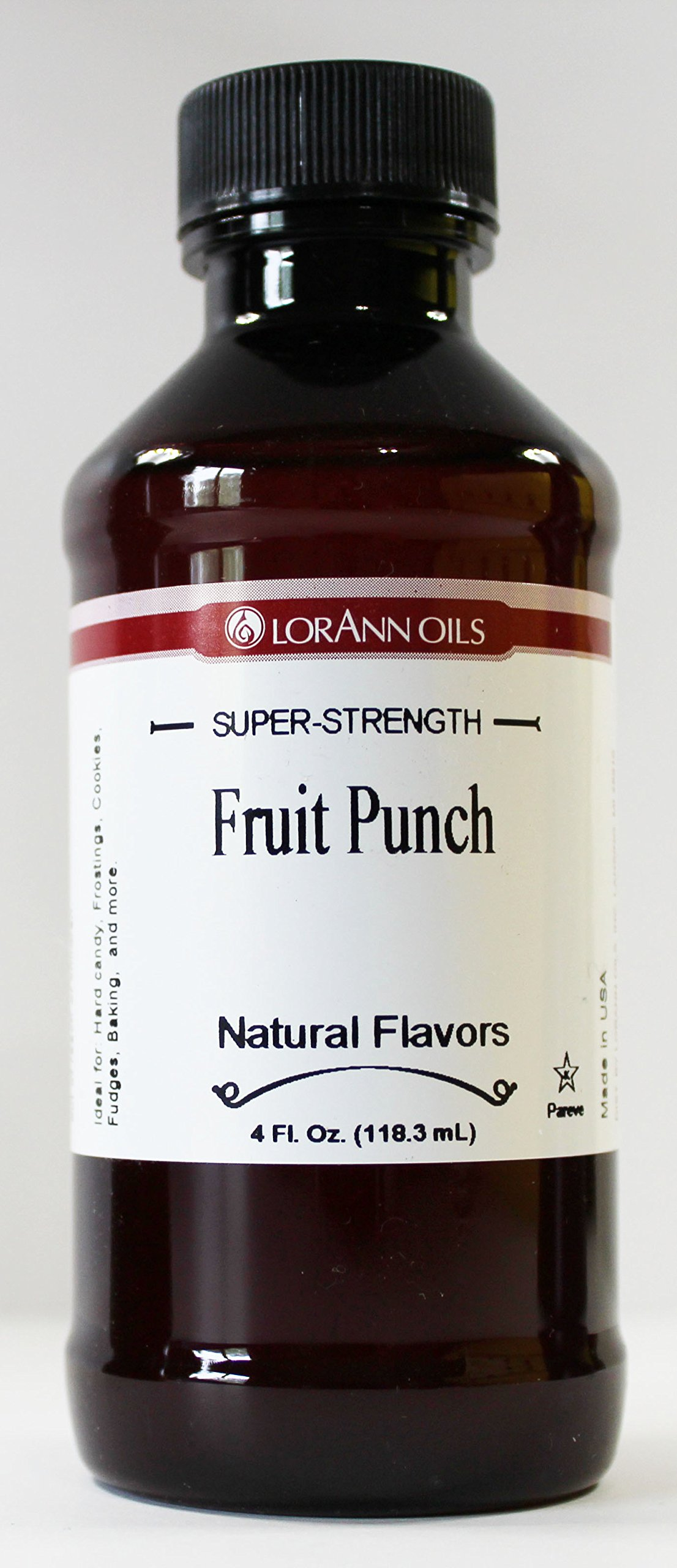 LorAnn Fruit Punch Super Strength Flavor 4 oz