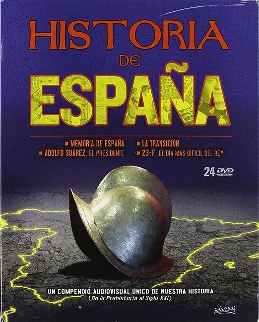 Pack: Historia De España [DVD]: Amazon.es: Adolfo Dufour, Juan Carlos Gonzalez, Teresa Mora, José Simó: Cine y Series TV