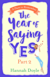 The Year of Saying Yes Part 2: The unputdownable romantic comedy you need!