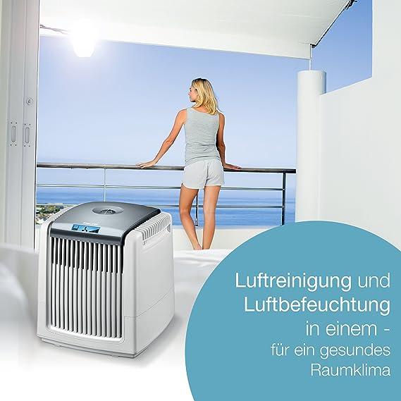 Beurer LW 220- Purificador y humidificador de aire , 7 vatios ...