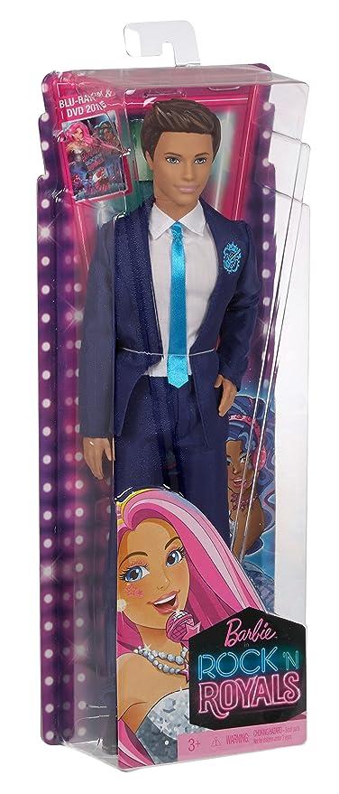 Barbie - Ken en Campamento, con Ropa Business (Mattel CKB59): Amazon.es: Juguetes y juegos