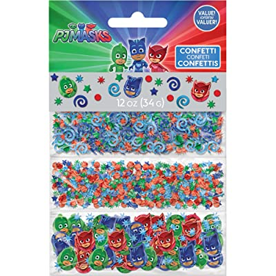 """PJ Masks"" Value Confetti, Party Favor: Beauty"