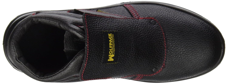 Wolfpack 15012035 Botas Seguridad Wolfpack Soldador Nº 43: Amazon.es: Industria, empresas y ciencia