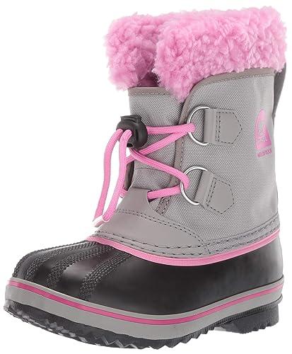 a4f1009a658ec SOREL Girls  Children s Yoot Pac Nylon Snow Boot